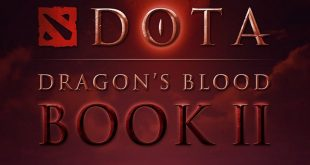 Serial DOTA Dragon's Blood Book 2 Segera Hadir!