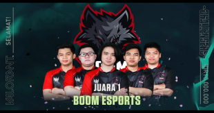 Valorant Challengers Indonesia Stage 2 Week 1, BOOM Juara!